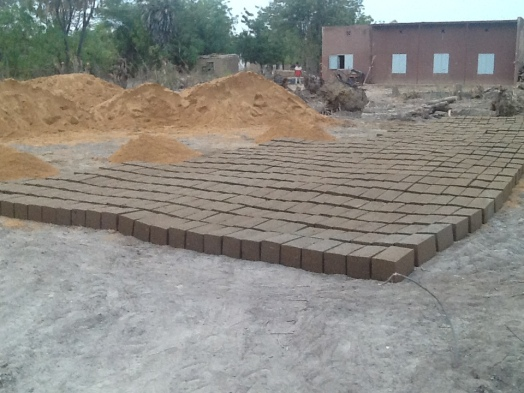 Briques fondations
